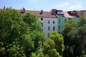 Bytový dům Bořivojova III, Bořivojova,