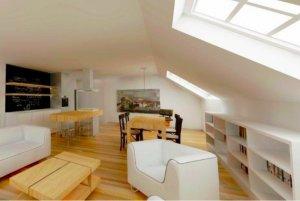 Nový byt  Wenzigova 21