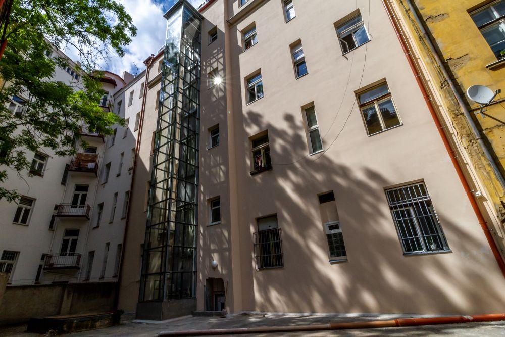 Nový byt  Husitská 44