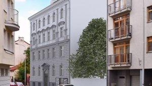 Nový byt 1+kk