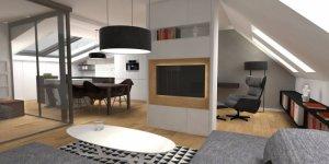 Prodej bytu 2+kk Praha 4 Nusle