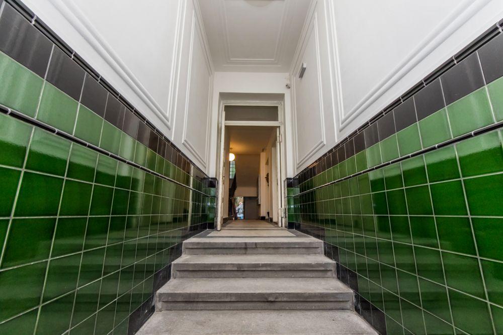 Půdní byt 2+kk, plocha 54 m², Čajkovského 25, Praha 3 - Žižkov
