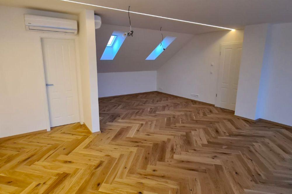 Půdní byty Čajkovského, Praha 3 - Žižkov
