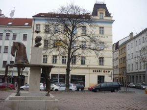 Bytový dům Prokopovo náměstí, Prokopovo náměstí, Praha 3 - Žižkov
