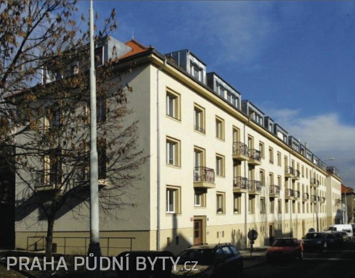 Novostavby Červený vrch, Kladenská, Praha 6 - Červený vrch