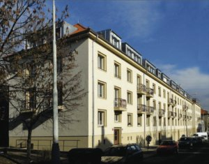 Новостройка Praha 6, Dejvice
