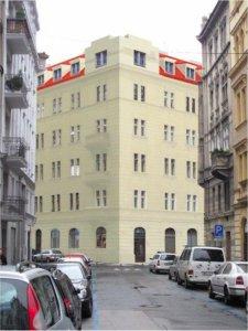 Bytový dům Sládkova, Sládkova, Praha 7 - Bubeneč