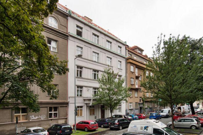Novostavby U Kulaťáku, Národní Obrany, Praha 6- Dejvice