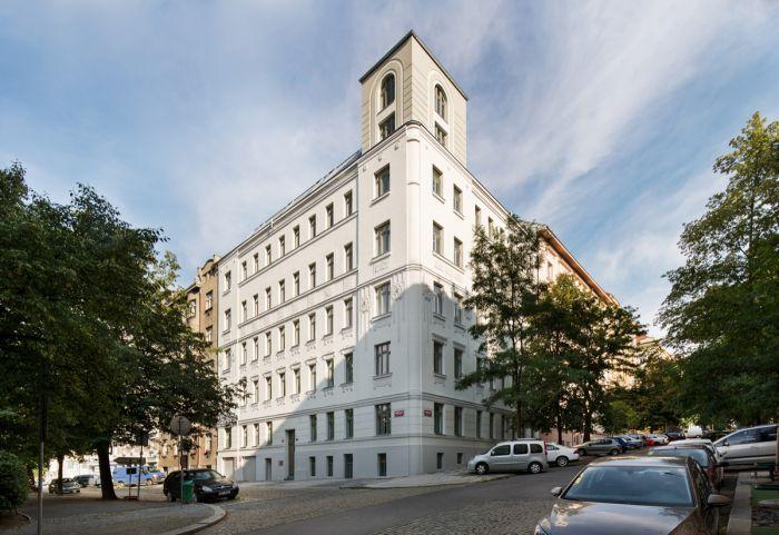 Novostavby Žižkovo náměstí, Žižkovo náměstí, Praha 3- Žižkov