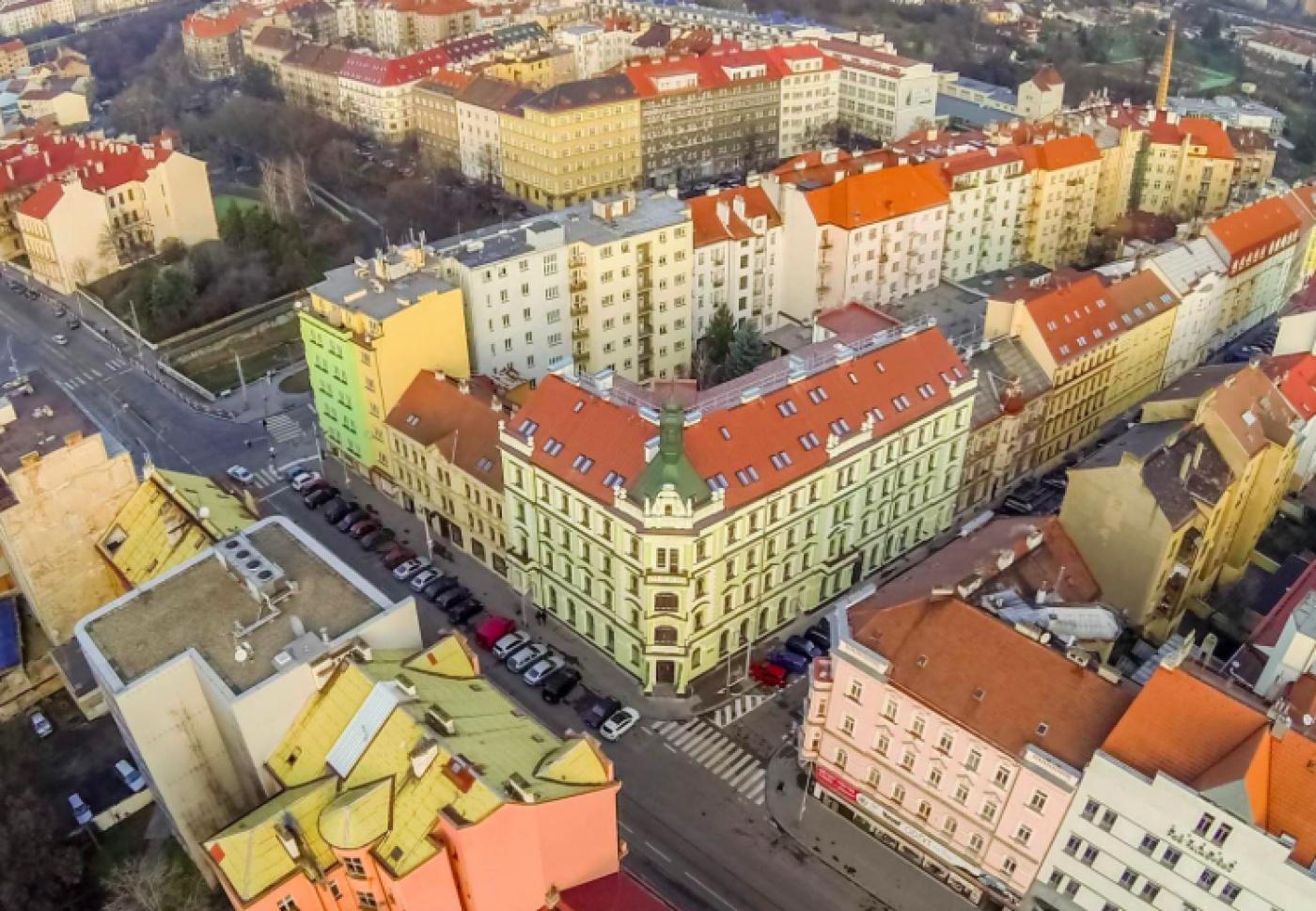 Developerský projekt Světova, ulice Světova, Praha 8 - Libeň   4
