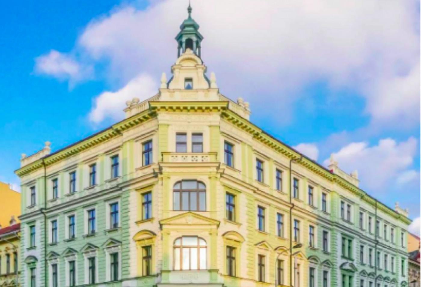 Developerský projekt Světova, ulice Světova, Praha 8 - Libeň   1
