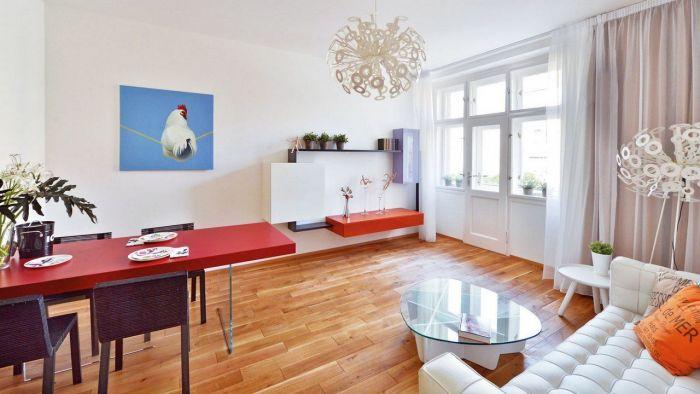 Vzorový byt - developerský projekt Dejvice, ulice Wuchterlova, Praha 6 - Dejvice | 2