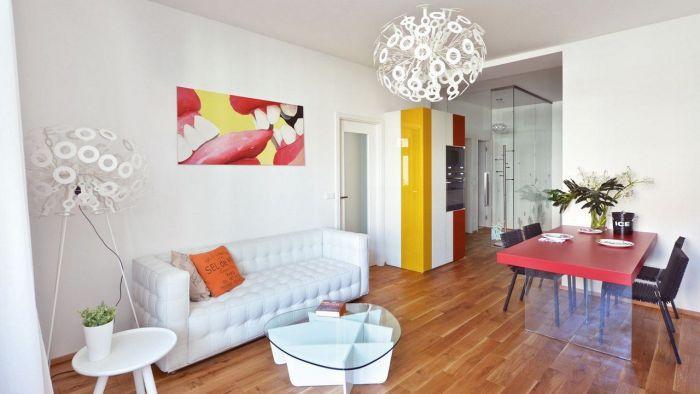 Vzorový byt - developerský projekt Dejvice, ulice Wuchterlova, Praha 6 - Dejvice | 4