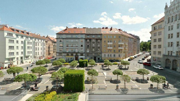 Developerský projekt Dejvice, ulice Wuchterlova, Praha 6 - Dejvice | 5