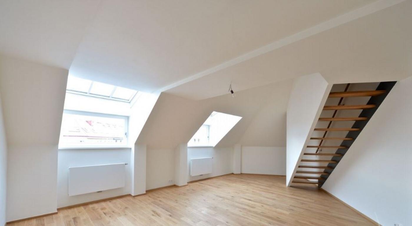 Půdní byt 3+kk, plocha 132 m², ulice Wuchterlova, Praha 6 - Dejvice | 2