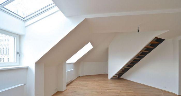 Půdní byt 3+kk, plocha 132 m², ulice Wuchterlova, Praha 6 - Dejvice | 4