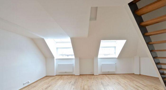 Půdní byt 3+kk, plocha 132 m², ulice Wuchterlova, Praha 6 - Dejvice | 5