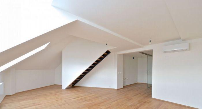Půdní byt 3+kk, plocha 132 m², ulice Wuchterlova, Praha 6 - Dejvice | 6