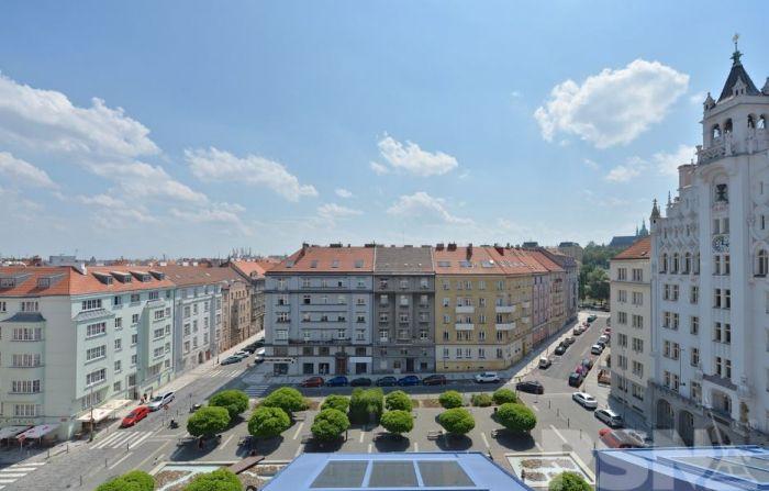 Půdní byt 3+kk, plocha 132 m², ulice Wuchterlova, Praha 6 - Dejvice | 9