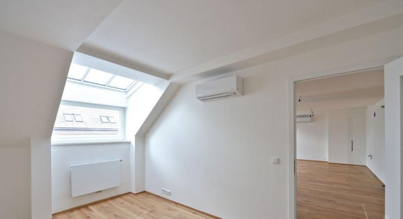 Půdní byt 5+kk, plocha 168 m², ulice Wuchterlova, Praha 6 - Dejvice | 4