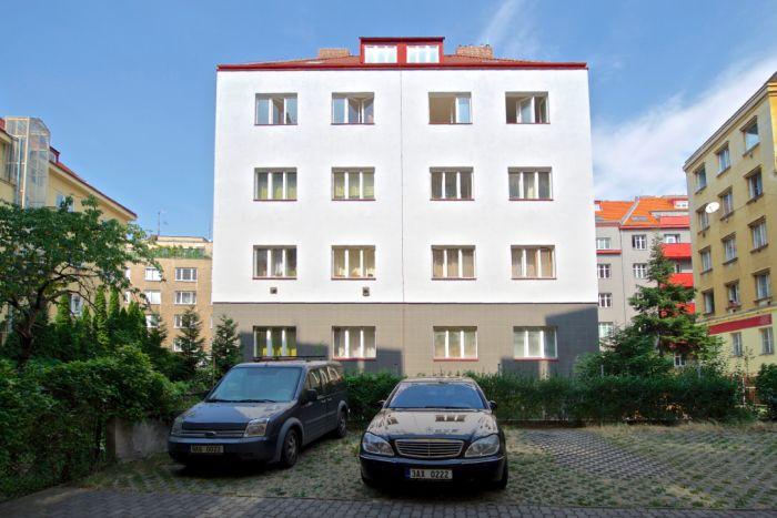 Developerský projekt Hradeckých, ulice Hradeckých, Praha 4 - Nusle | 3