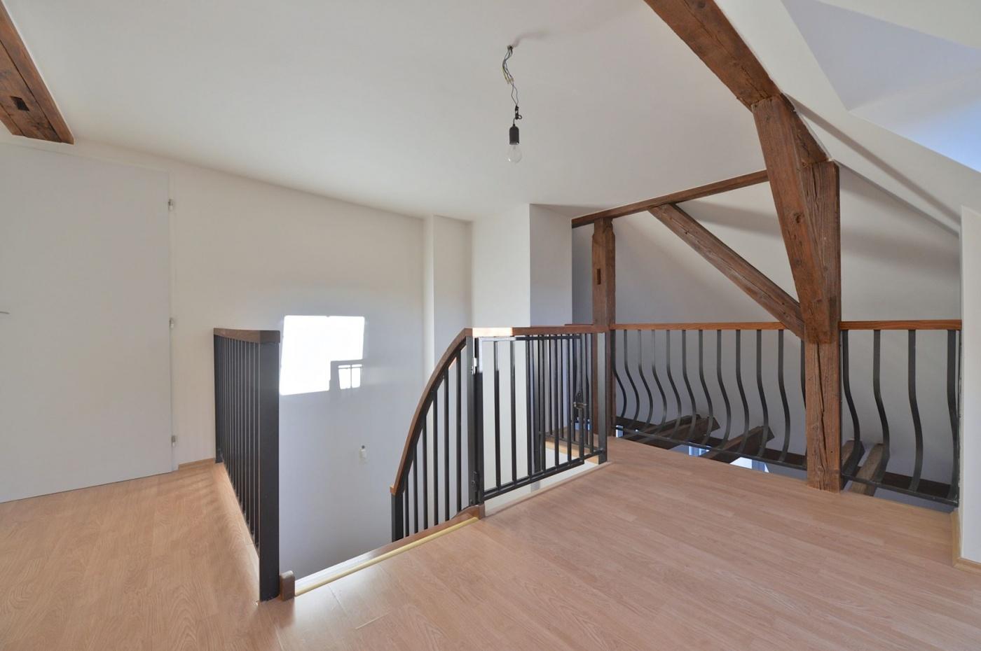 Půdní byt 4+kk, plocha 145 m², ulice Hradeckých, Praha 4 - Nusle | 2