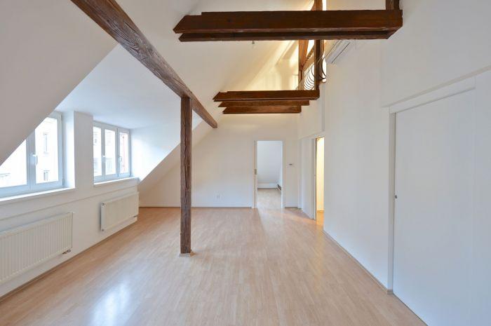 Půdní byt 4+kk, plocha 145 m², ulice Hradeckých, Praha 4 - Nusle | 3
