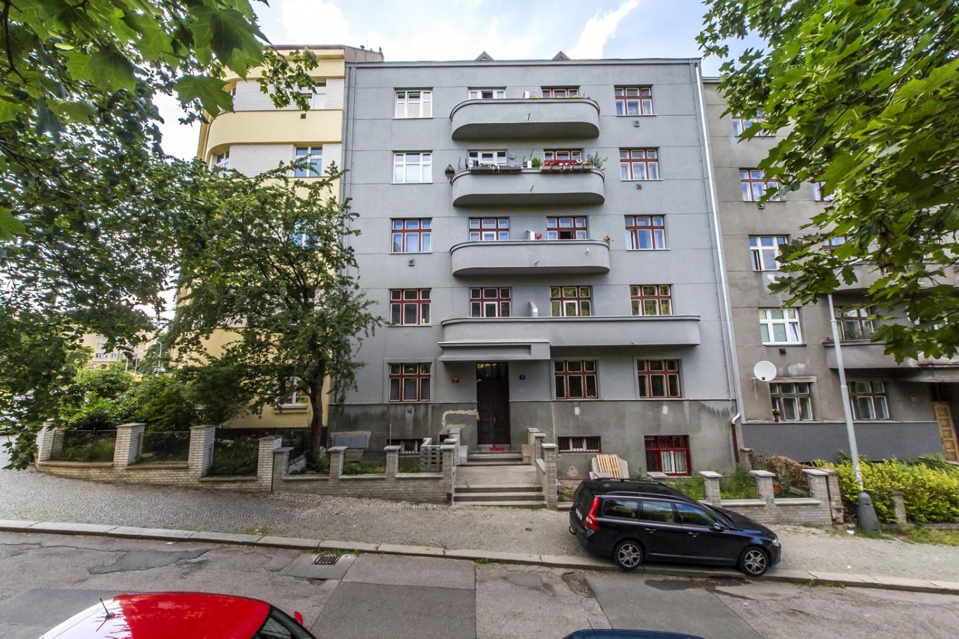 Developerský projekt Pod sokolovnou, ulice Pod sokolovnou, Praha 4 - Nusle | 1