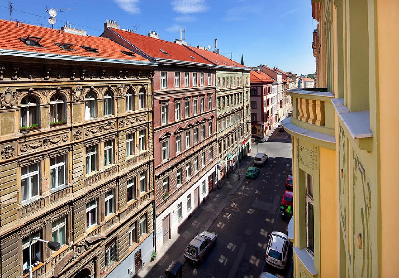 Developerský projekt Bořivojova III, ulice Bořivojova, Praha 3 - Žižkov | 6