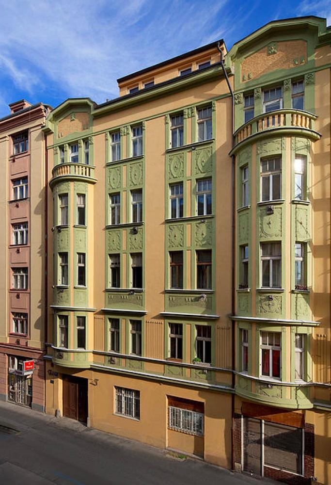 Developerský projekt Bořivojova III, ulice Bořivojova, Praha 3 - Žižkov | 7