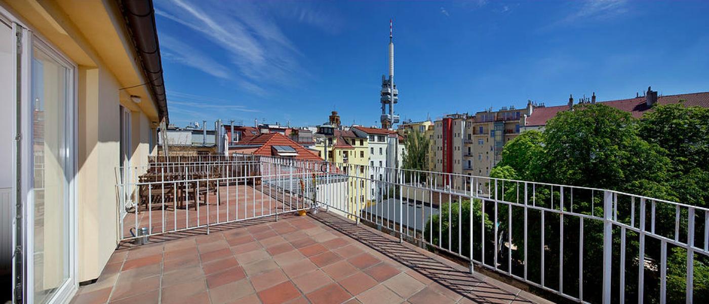 Vzorový byt - developerský projekt Bořivojova III, ulice Bořivojova, Praha 3 - Žižkov | 1
