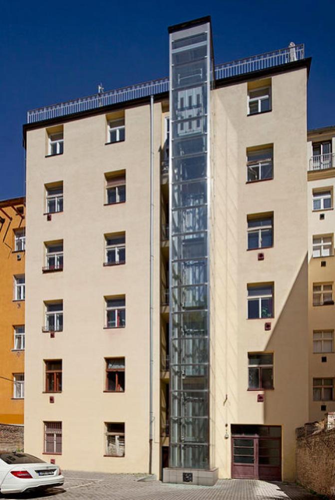 Developerský projekt Bořivojova III, ulice Bořivojova, Praha 3 - Žižkov | 4