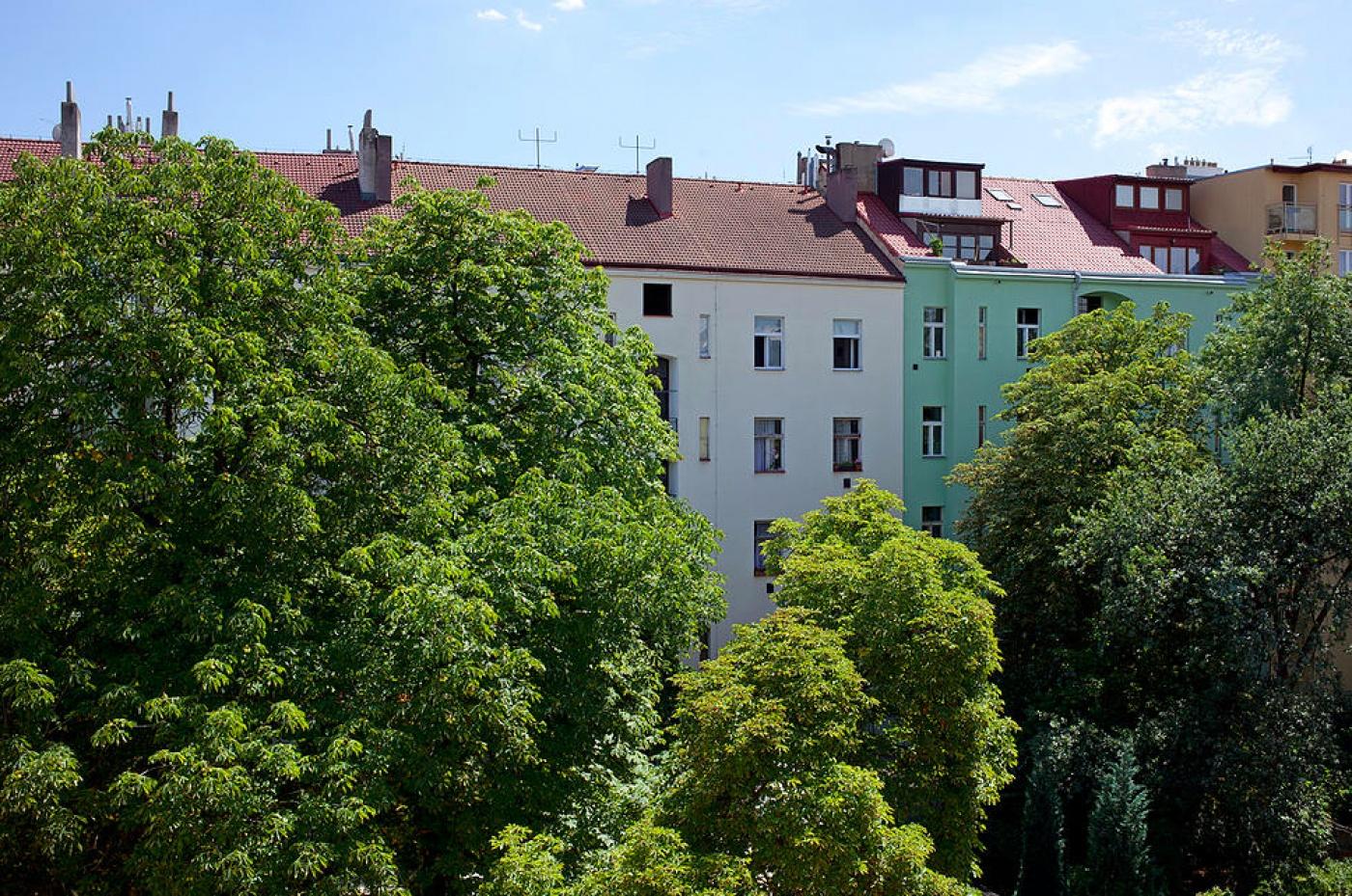 Developerský projekt Bořivojova III, ulice Bořivojova, Praha 3 - Žižkov | 3