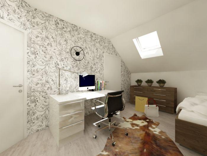 Půdní byt 5+kk, plocha 158 m², ulice Srbská, Praha 6 - Dejvice | 10