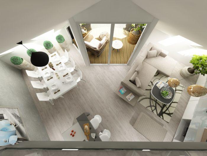 Půdní byt 5+kk, plocha 158 m², ulice Srbská, Praha 6 - Dejvice | 13