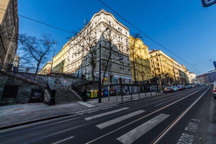 Půdní byt 4+kk, plocha 130 m², ulice Wenzigova, Praha 2 - Vinohrady | 7