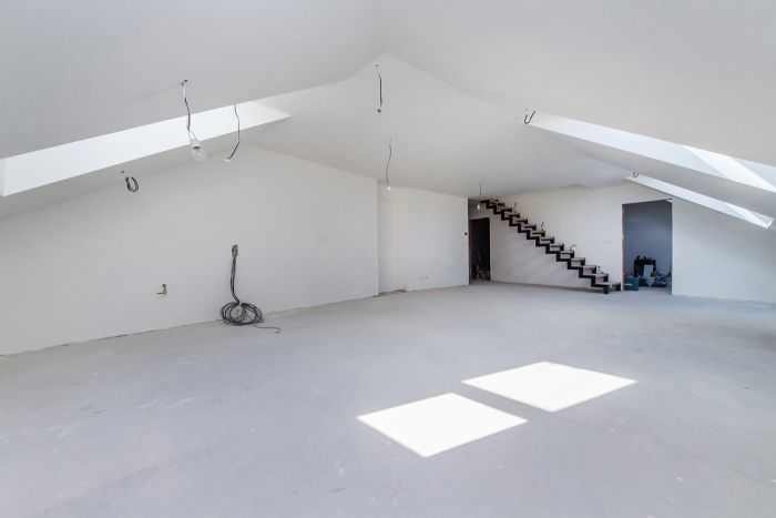 Půdní byt 4+kk, plocha 130 m², ulice Wenzigova, Praha 2 - Vinohrady | 4