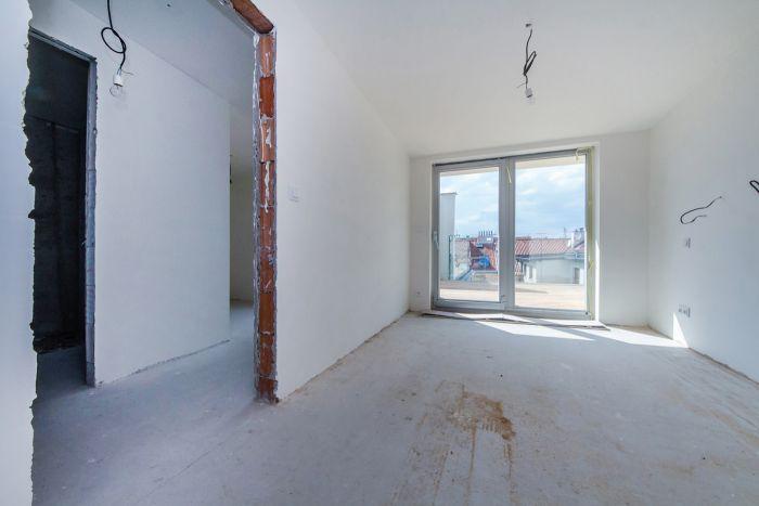 Půdní byt 4+kk, plocha 130 m², ulice Wenzigova, Praha 2 - Vinohrady | 5
