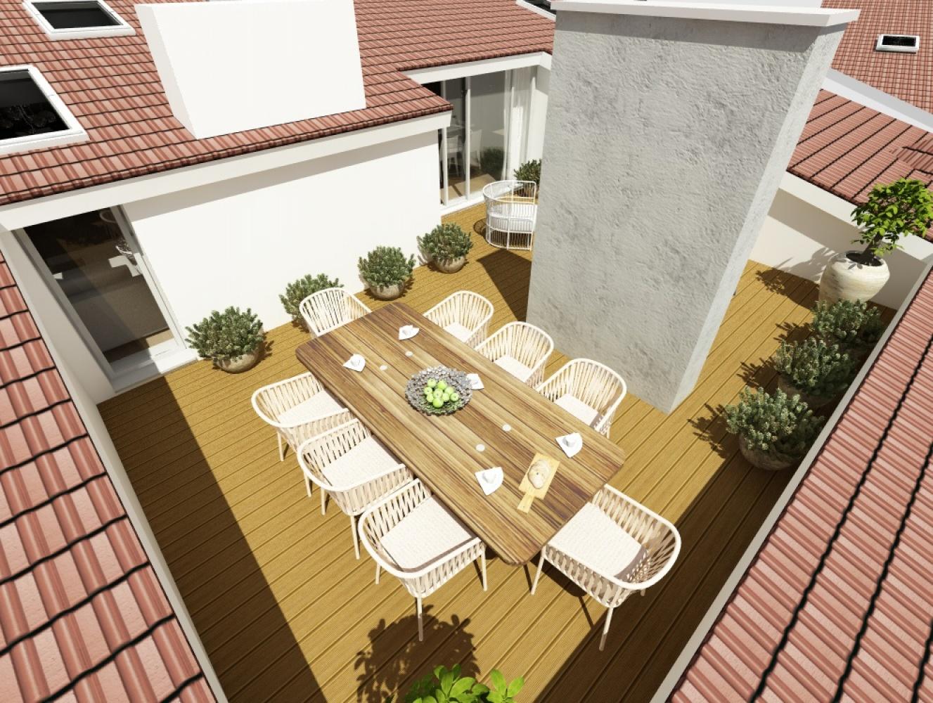 Půdní byt 4+kk, plocha 196 m², ulice Srbská, Praha 6 - Dejvice | 1