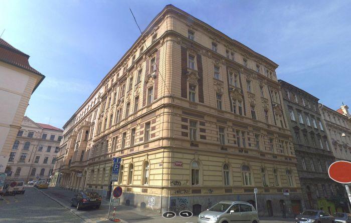 Developerský projekt Na Zderaze, ulice Na Zderaze, Praha 2 - Nové Město | 5