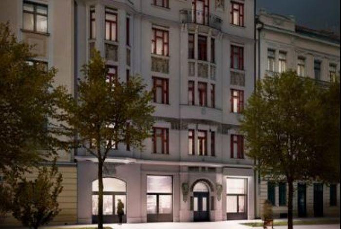 Developerský projekt Korunovační, ulice Korunovační, Praha 7 - Bubeneč | 4