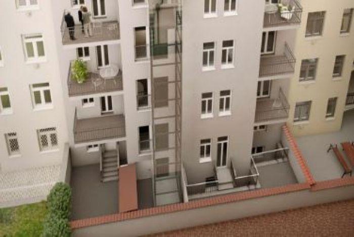 Developerský projekt Korunovační, ulice Korunovační, Praha 7 - Bubeneč | 3