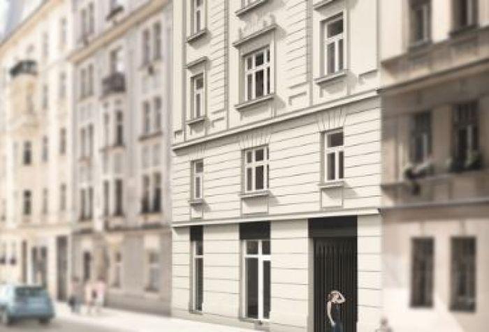 Developerský projekt Orelská, ulice Orelská, Praha 10 - Vršovice | 1