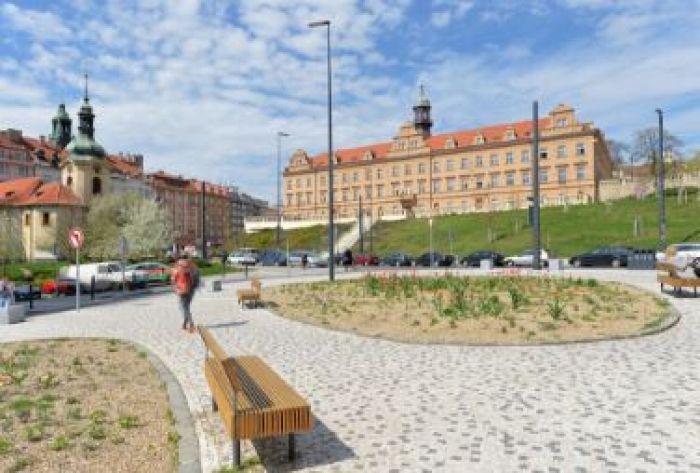 Developerský projekt Orelská, ulice Orelská, Praha 10 - Vršovice | 4