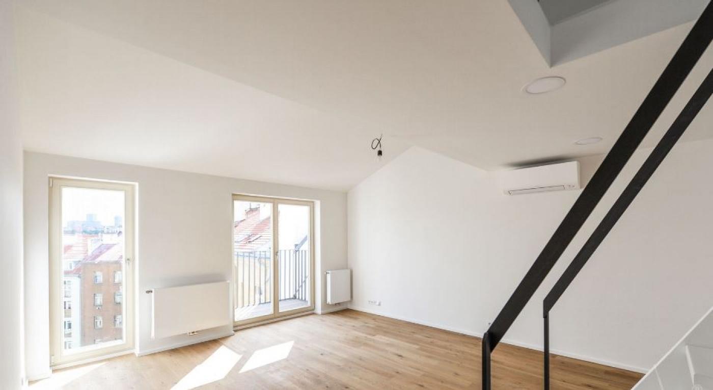 Půdní byt 3+kk, plocha 80 m², ulice Orelská, Praha 10 - Vršovice | 3