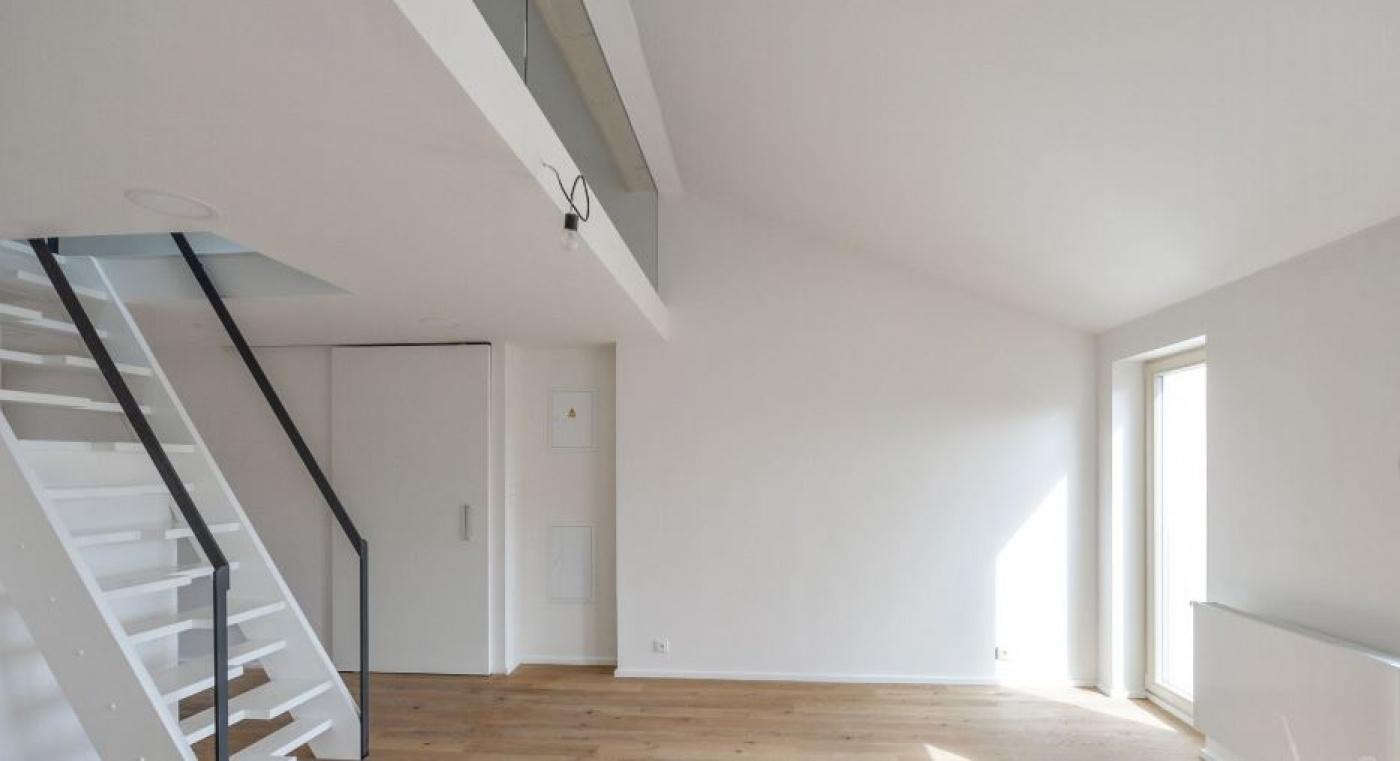 Půdní byt 3+kk, plocha 80 m², ulice Orelská, Praha 10 - Vršovice | 4