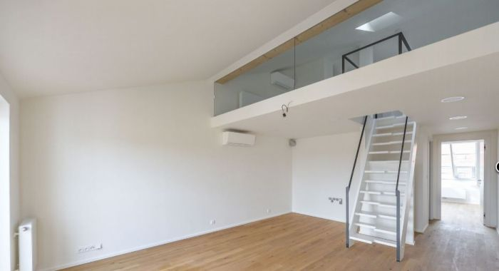 Půdní byt 3+kk, plocha 80 m², ulice Orelská, Praha 10 - Vršovice | 2
