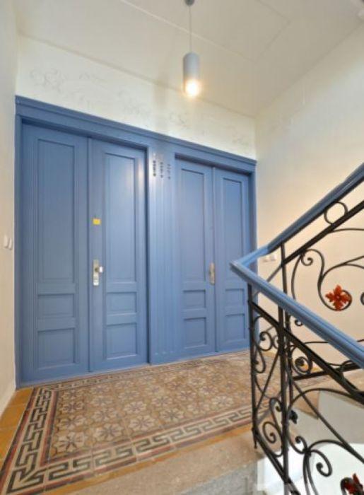 Půdní byt 3+kk, plocha 80 m², ulice Orelská, Praha 10 - Vršovice | 9