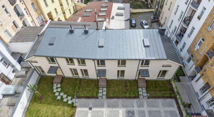 Půdní byt 3+kk, plocha 80 m², ulice Orelská, Praha 10 - Vršovice | 10