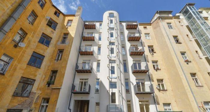 Půdní byt 3+kk, plocha 80 m², ulice Orelská, Praha 10 - Vršovice | 12